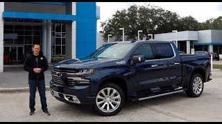 Does the 2019 Chevy Silverado High Country have it ALL?