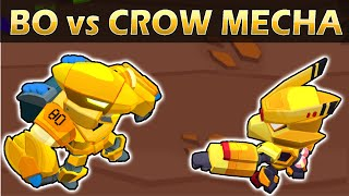 BO vs CROW Mecha Gold | Pikachu VS Bumblebee