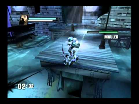 Marvel Nemesis: Rise of the Imperfects Walkthrough Part 9 (GameCube)