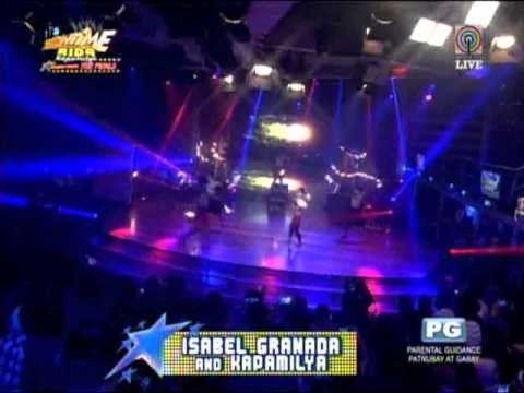 Isabel Granada wows 'Showtime' with fire dance