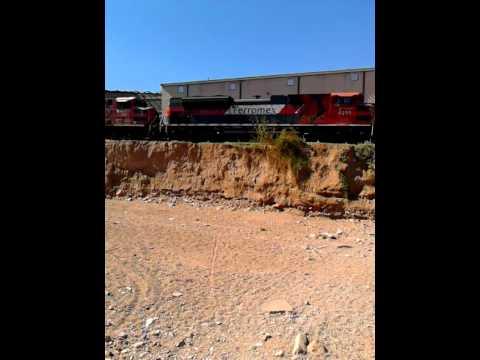 El tren de las haciendas en nogales