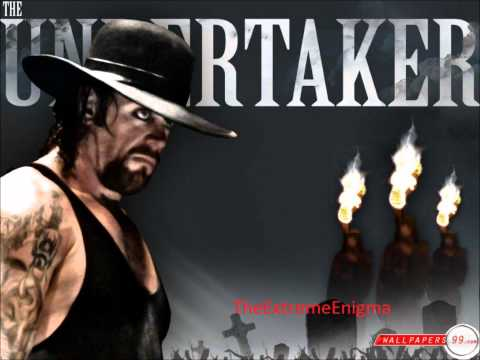 The Undertaker 28th WWE Theme Song Big Evil