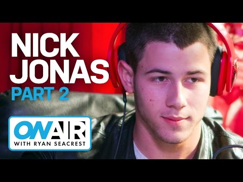 Demi Joins Nick Jonas' New Album | On Air with Ryan Seacrest