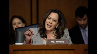 Sen. Kamala Harris Goes After Atty. Gen Jeff Sessions | Los Angeles Times