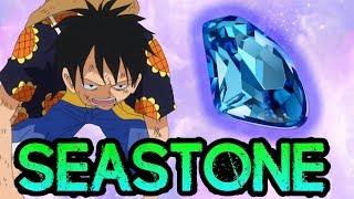 Sea Prism Stone: Oda's Kryptonite - One Piece Discussion