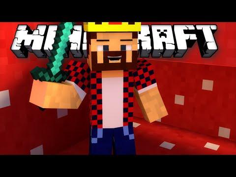 ГРИБНОЙ ТАРЗАН - Minecraft Скай Варс (Mini-Game)