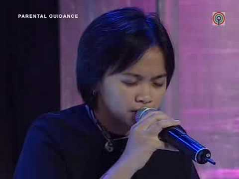Huwag Mong Iwan Ang Puso - Aiza Seguerra