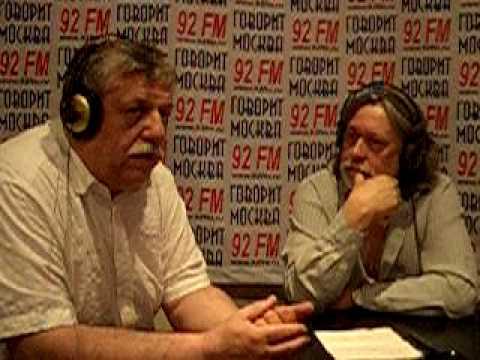 """Александр Левшин и Михаил Борисов """"Три портрета"""""""