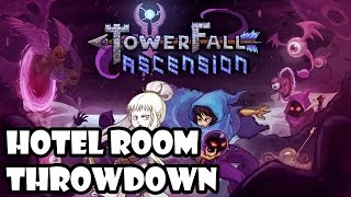 [SDCC 2014 Towerfall Ascension - Hotel Room Throwdown] Video