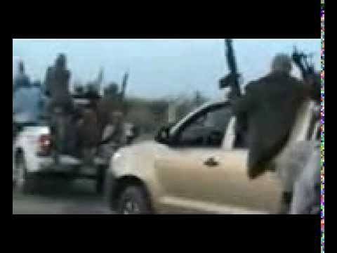 EXCLUSIVE VIDEO CLIP: Boko Haram Terrorists Roaming Free In Nigeria
