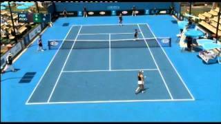 AO Play-off highlights: Olivia Rogowska v Sophie Ferguson
