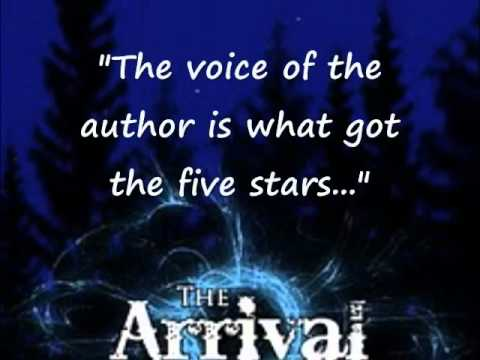 Book Trailer for The Arrival