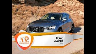 Volvo XC60 D3 2019 / Al volante / Prueba dinámica / Review / Supermotoronline.com