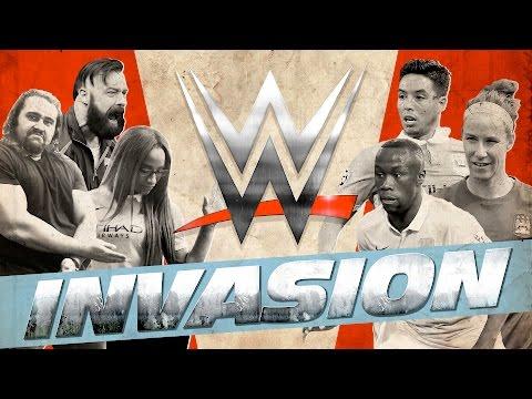 WWE AT MANCHESTER CITY   Wrestlemania Revenge Tour