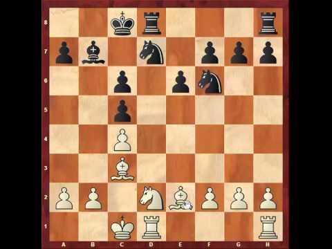 Chess: Queen's Gambit Declined game Susan Polgar 2550 - Kiril Georgiev 2615 http://sunday.b1u.org