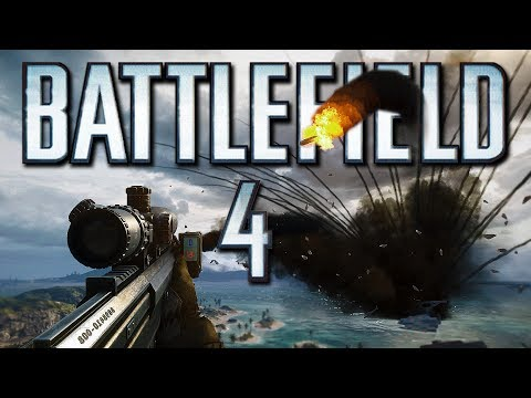 Battlefield 4 Funny Moments - The Exploding Ship and Hotel Tower Trolls! (Battlefield 4 Funtage!) klip izle
