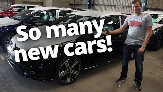 VW Golf R 3 door vs 5 door | ultimate car warehouse