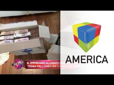 Un empresario allanado en el country Abril tenía más de $4 millones en cajas