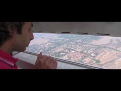 WORLD RECORD BASE JUMP BURJ KHALIFA - THE MOVIE HD