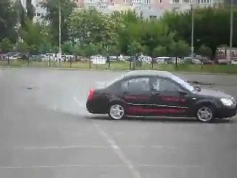 Chery Elara, мастер класс вождения