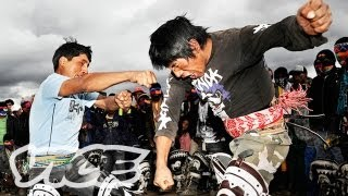 Takanakuy: Fistfighting in the Andes