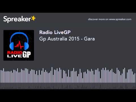 Gp Australia 2015 - Gara [Parte 2]
