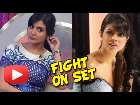 SHOCKING!! Anushka Sharma Attacks Priyanka Chopra On The Sets Of Dil Dhadakne Do
