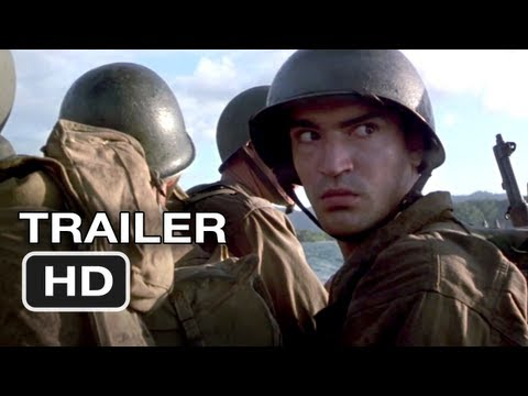 The Thin Red Line Official Trailer #1 - Terrence Malick Movie (1998) Director Terrence Malick's adaptation of James Jones' autobiographical 1962 novel, focusing on the conflict at Guadalcanal...