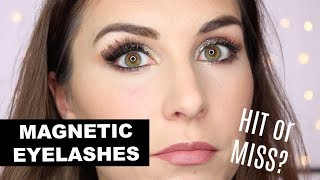 Try the Trend: Magnetic Eyelashes | Bailey B.