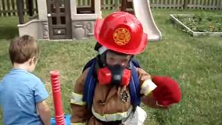 Jacob the Firefighter