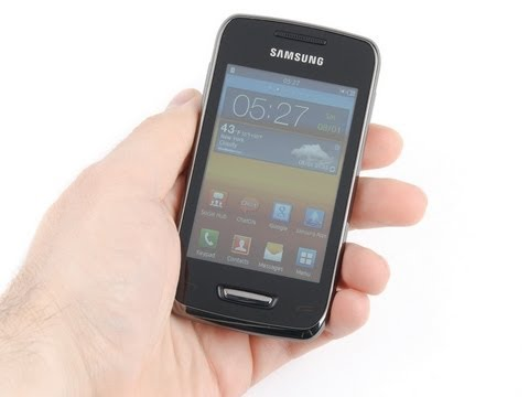 Samsung Wave Y Review
