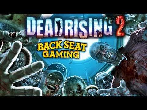 Cross Dressing Zombie Murder  Backseat Gaming