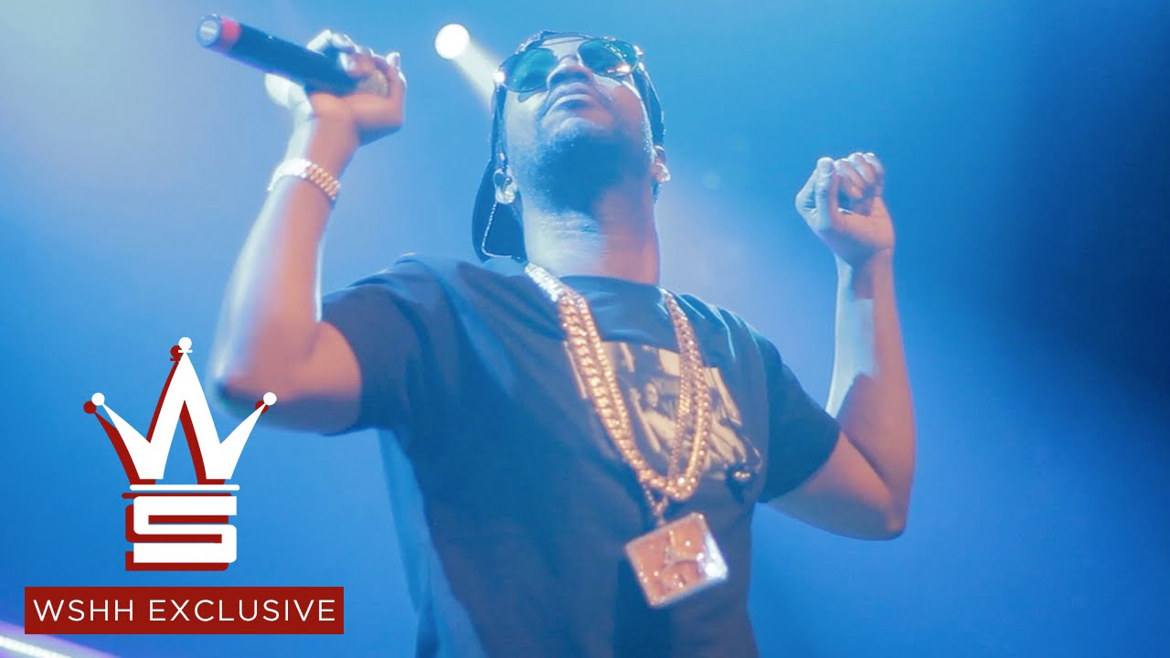 "Juicy J ""The Hustle Continues"" Tour Documentary"