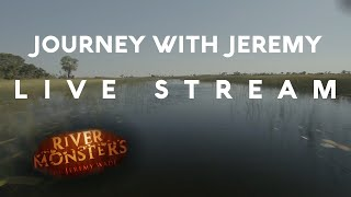 A Botswanan River Journey With Jeremy | Relaxing River Monsters Live Stream