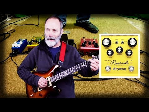 Ambient  Guitar Effects Walkthrough/Tutorial 3 (PRS SE 277 Strymon Riverside DIG Neunaber Immerse)