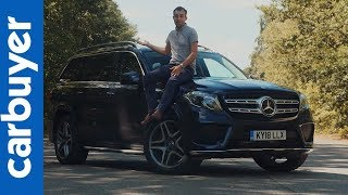 Mercedes GLS SUV 2018 in-depth review - Carbuyer