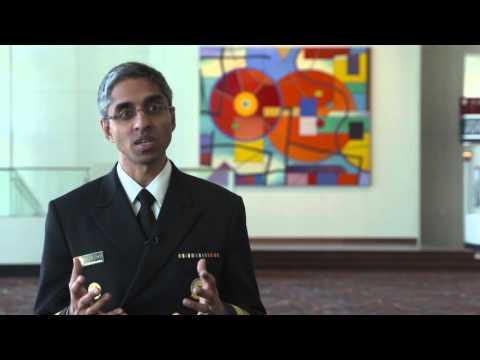 Vivek H. Murthy, MD, MPA, USA Surgeon General - APHA 2015