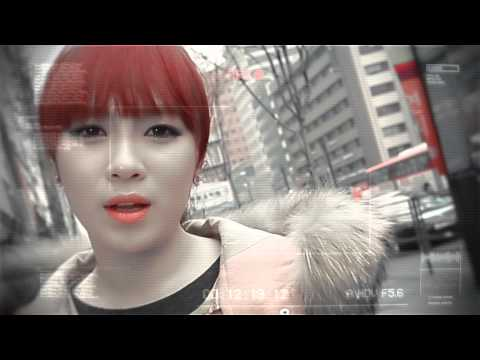 �민�(Kang Min Hee) of 미���(Miss $) - 'It's you' [Official MV]