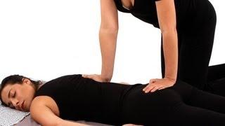 How to Give a Shiatsu Back Massage   Shiatsu Massage