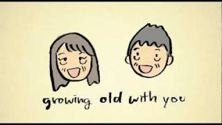 Watch Adam Sandler Grow Old With You video