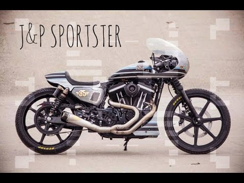 J&P Cycles Sportster by RSD