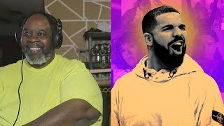 Dad Reacts To Drake Nice For What