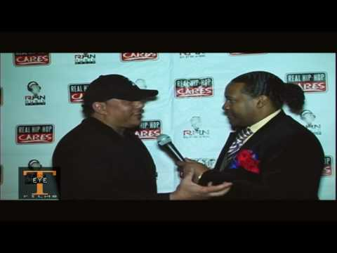 The Kevin T. Robertson Show interview's Howard Hewett