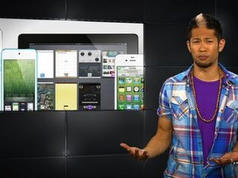Apple Byte - iOS 7 is going flat