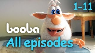 Booba - All 11 Episodes Compilation - Cartoons for children