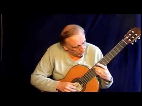 Agustín Barrios - Confesion by Cesar Amaro