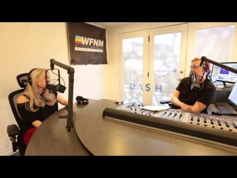 VIOLET SKIES Interview | WE FOUND NEW MUSIC with Grant Owens on Dash Radio