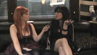 ScarletMadeline Interviews Victoria Asher from Cobra Starship