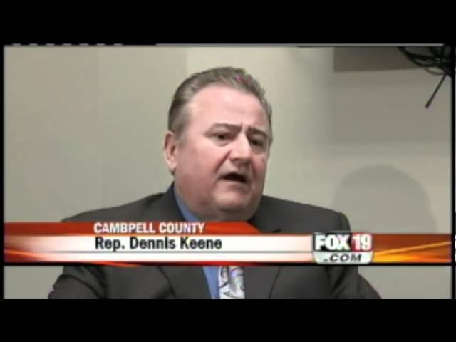 FOX-19 interviews Rep. Keene on 2010 budget 03-01-10