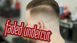 How to do the Undercut Fade | Barber Tutorial w/ Wahl Clipper